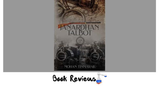 Janardhan Talbot book review